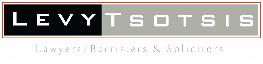 Levy Tsotsis Law